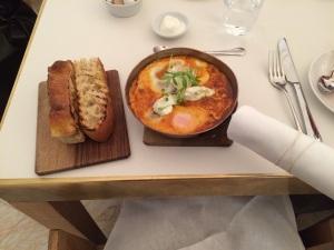 tasty food in London Nopi