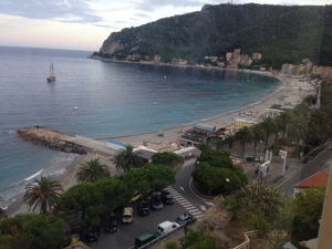 View from Il Vescovado