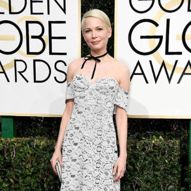 Michelle Williams in Golden Globes